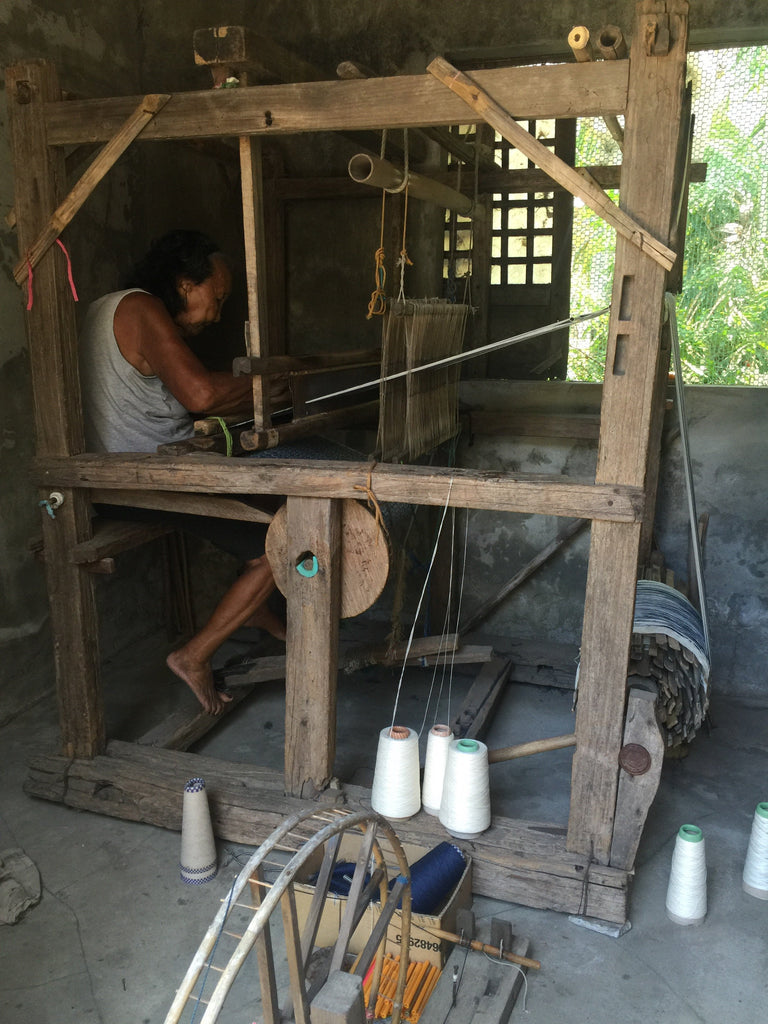 Weaving Binakul  in Illocos Norte