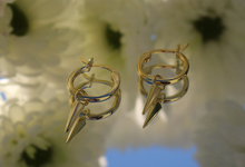 Load image into Gallery viewer, Zoë earrings