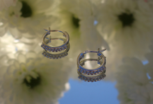 Load image into Gallery viewer, Sienna earrings -SALE