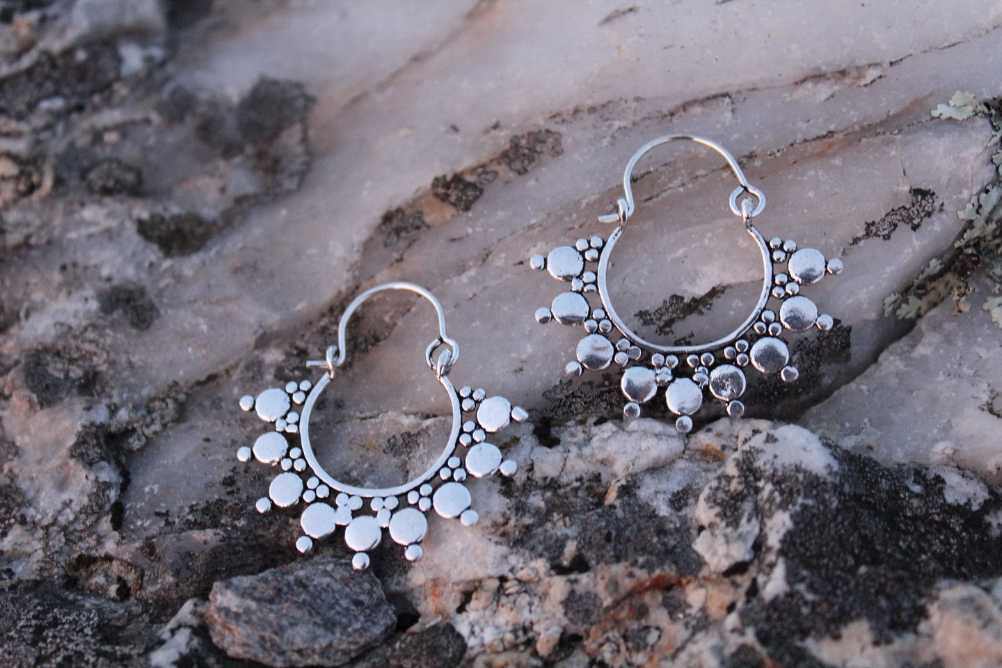 Sunrise earrings - SALE