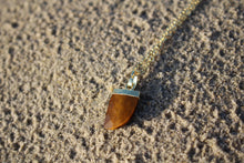 Load image into Gallery viewer, Tigers eye Necklace