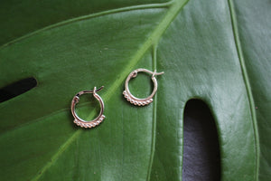 Sienna earrings -SALE