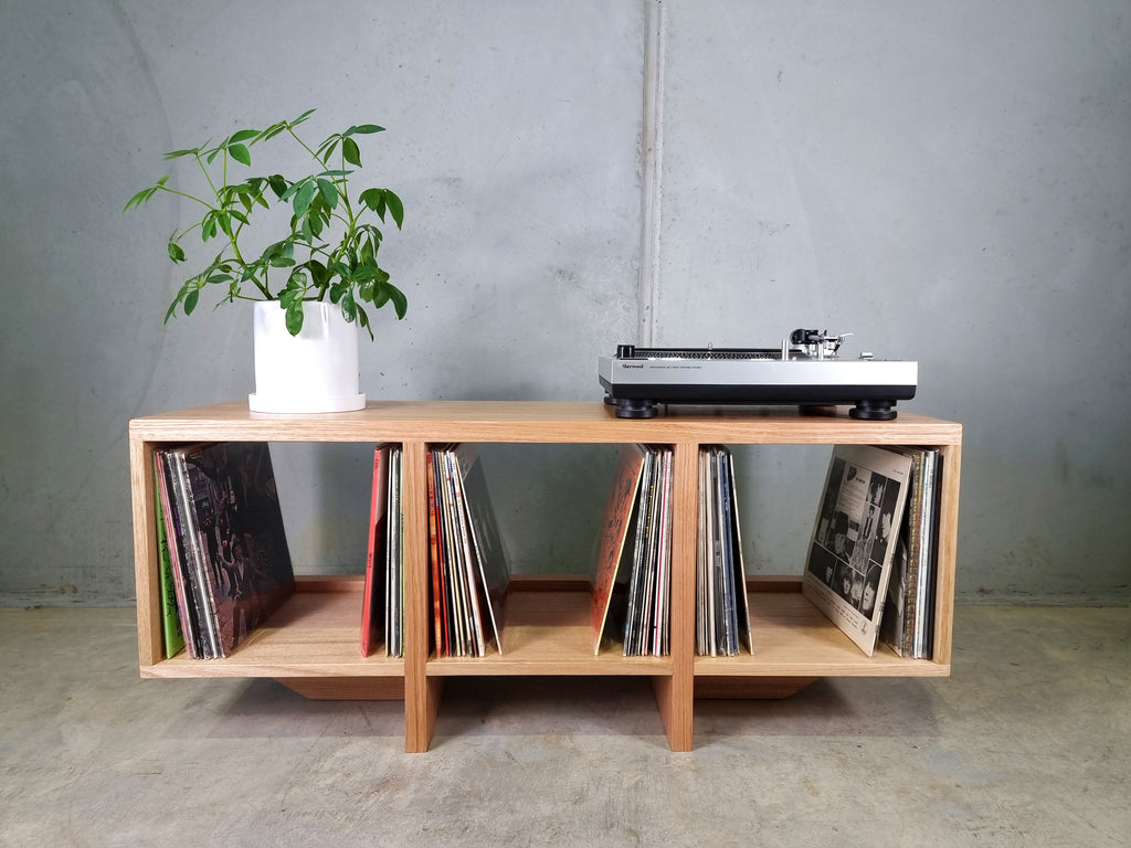 Vinyl Display & Storage