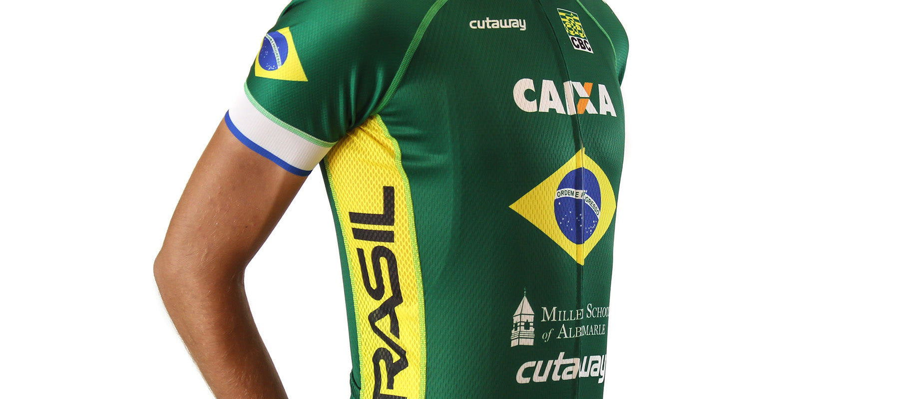 Brasil 2015 World Championships Kit