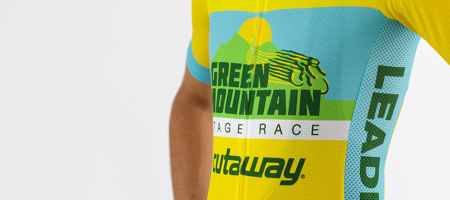 Green Mountain Stage Race Leader's Jerseys