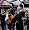 Cinco de Mayo Mariachi Band at the start