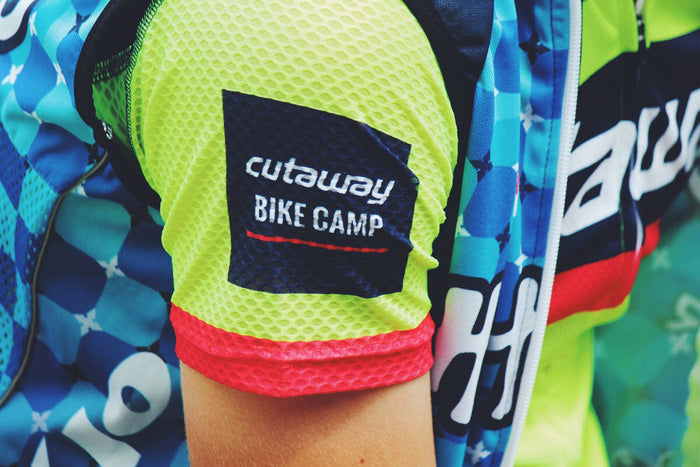 Cutaway Bike Camp Jersey Sleeve