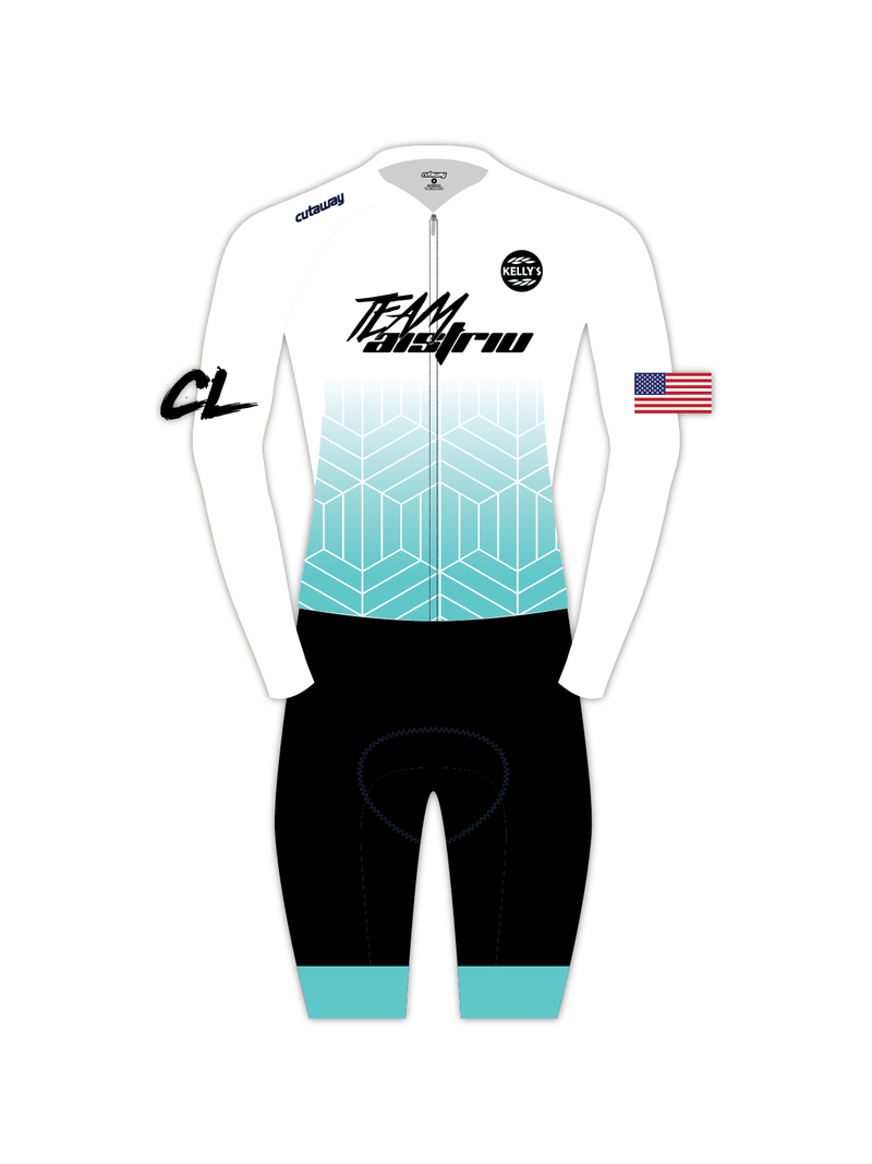 Aistriu Men's Carbon Skinsuits (Short Sleeve & Long Sleeve)