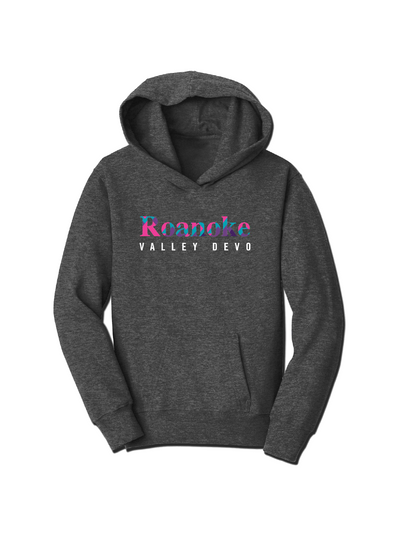Roanoke Valley Devo Pullover Hoodie