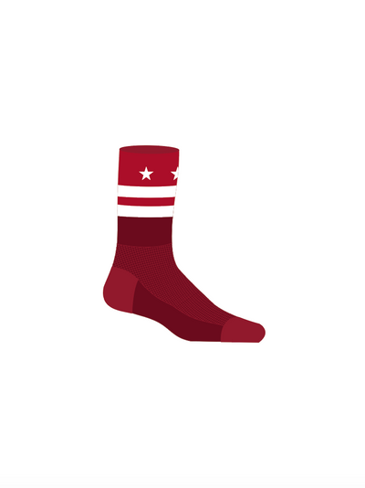 "NCVC 7"" Cycling Sock (2019)"