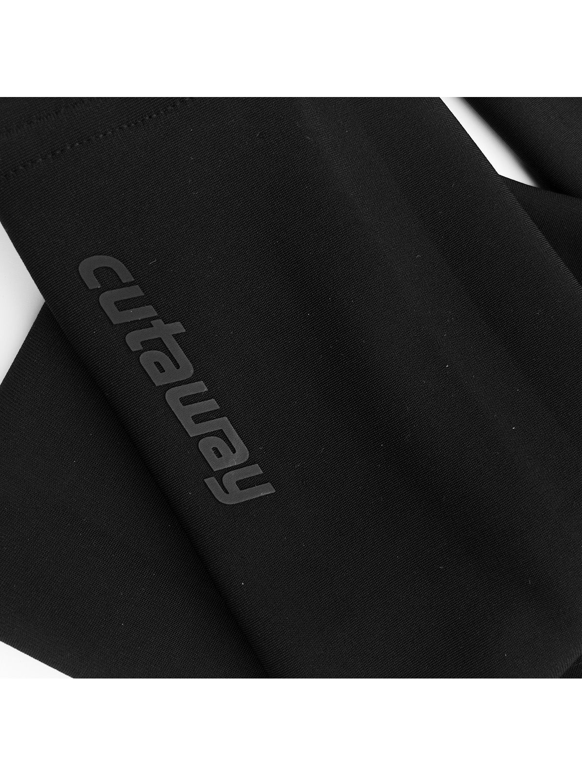 Fleece-lined Arm Warmers - Black