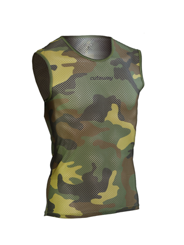 Cloud™ Base Layer - Camo