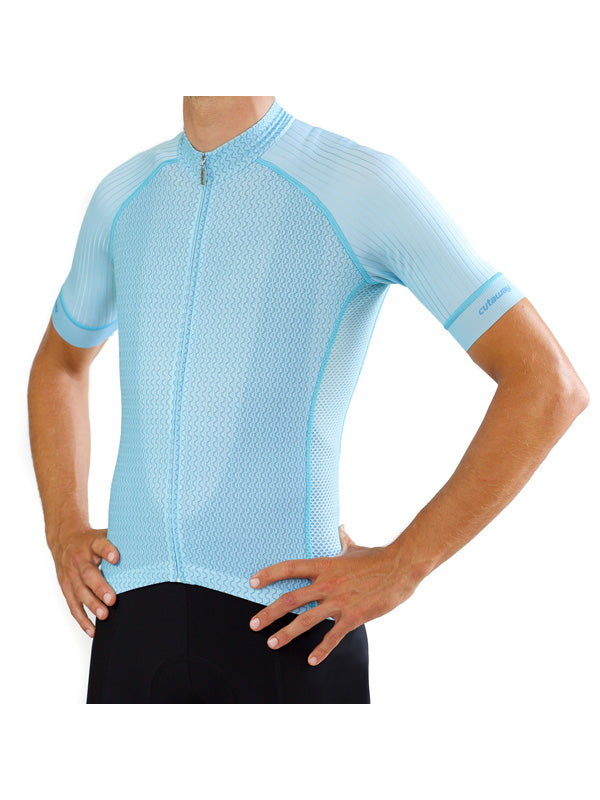 Cutaway Pro Carbon Jersey - Sky Light Blue