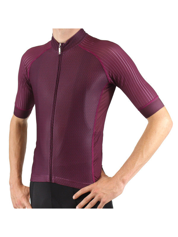 Cutaway Pro Carbon Jersey - Maroon