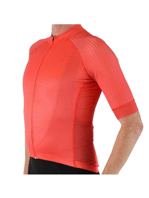 Cutaway Pro Jersey - Bright Coral