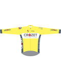 Crozet Cycling Club Long Sleeve Fleece Jersey