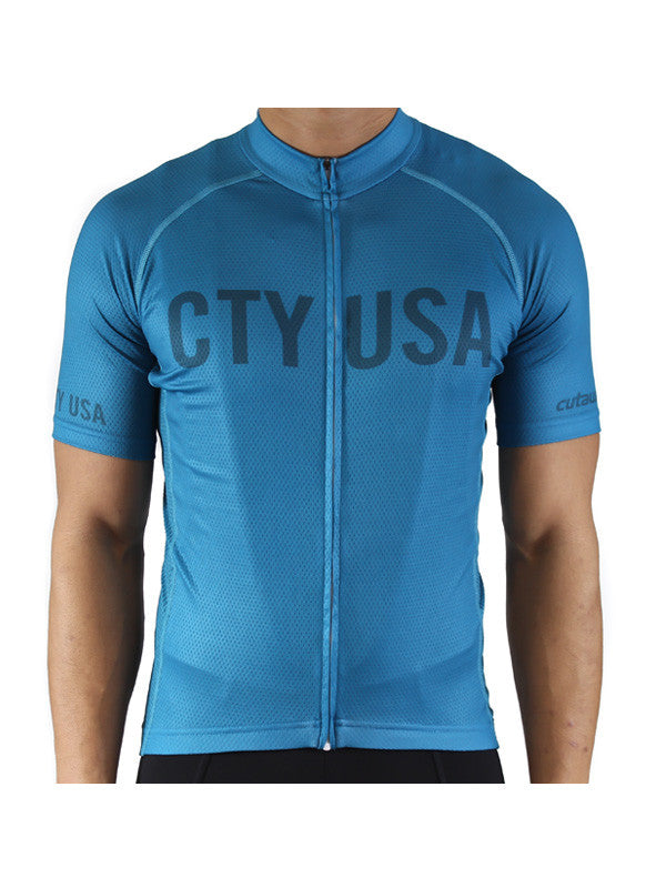 CTY USA Short Sleeve Jersey