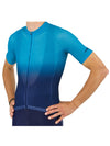 Cutaway Full Cloud™ Jersey - Deep Sea Fade