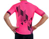 SALE - Cutaway Pro Carbon Jersey - Formation Neon Pink