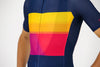 Cutaway Full Cloud™ Jersey - Navy Sunset