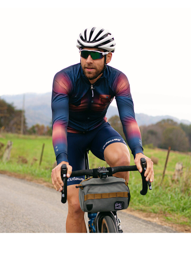 Highlands Plaid Long Sleeve Jersey