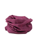 Interlock Neck Gaiter - Maroon