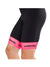 Italian Compression Bib Shorts - Neon Pink