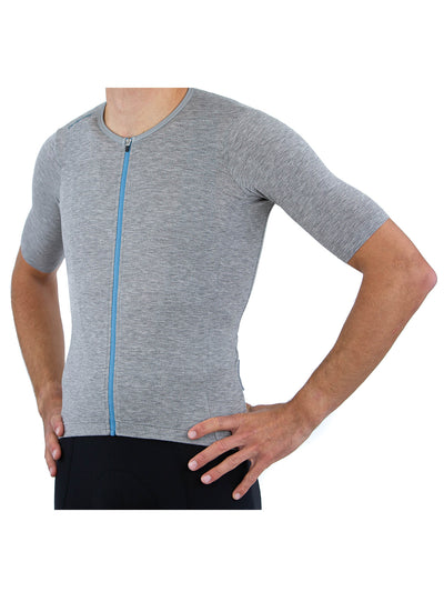 MicroModal Jersey - Heather Grey