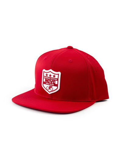 NCVC Hat - Red