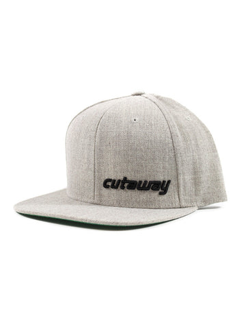 Podium Hat - Heather Grey (Just 1 Left)