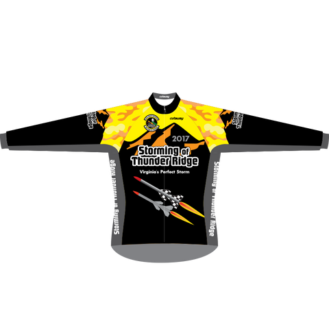 Storming of Thunder Ridge Long Sleeve Jersey