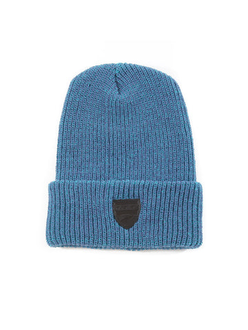 Winter Beanie - Heather Teal