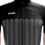 Ecvelo Pro Carbon Short Sleeve Jersey RACE CUT