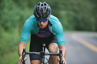 SALE - Cutaway Pro Carbon Jersey - Bright Mint