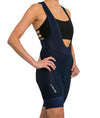Women's Pro3 Shield Bib Shorts - Dark Navy