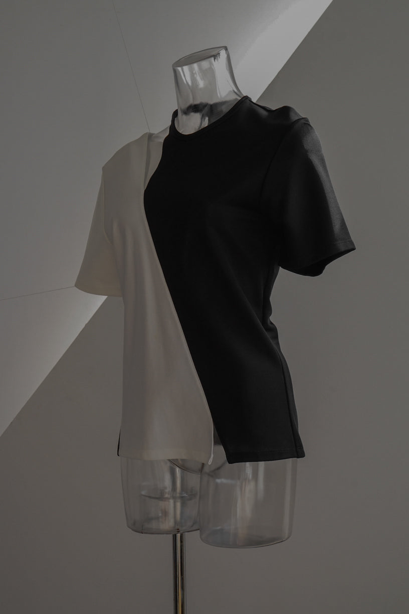 Paco Rabanne Split-Neck Shirt