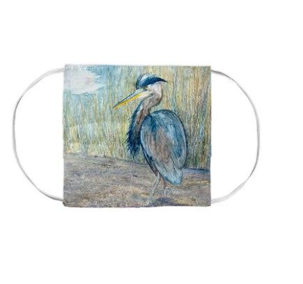 Yoga Mat Peacock Feather Bird Watercolor Painting - Exercise Mat