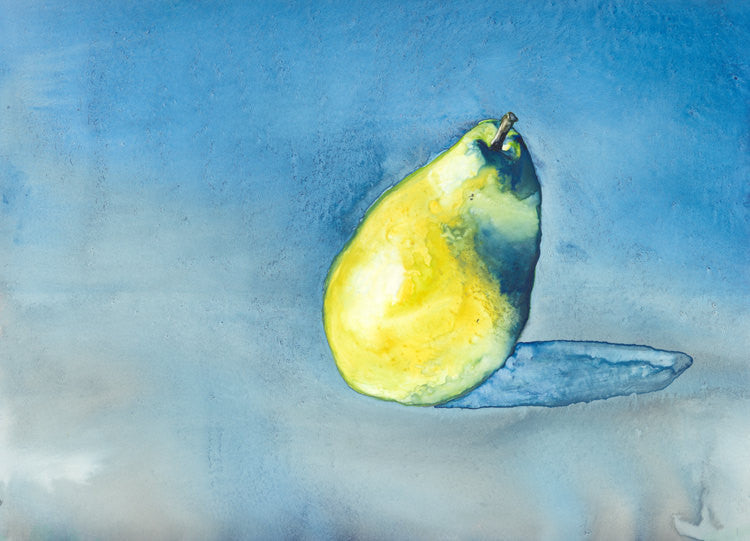 Original Still Life Watercolour Painting On...
