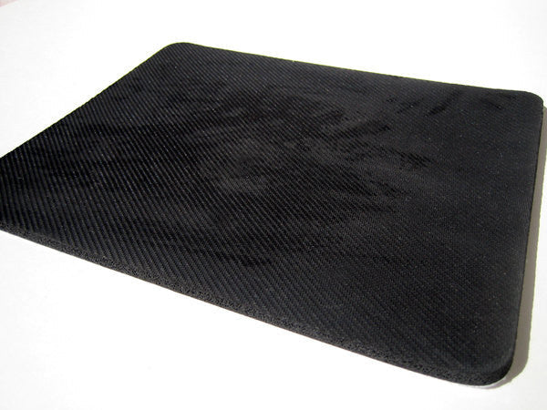 Mousepad - Red Poppy Sky Painting - Art for Home or Office - Brazen Design Studio