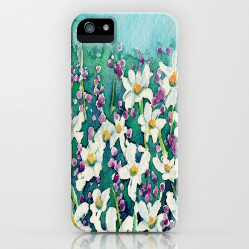 Floral I Phone 7 Case   Dancing Daisies...