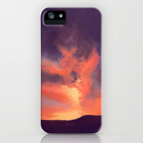 Sunset Glory Phone Case -  Sky Painting - Designer iPhone Samsung Case - Brazen Design Studio