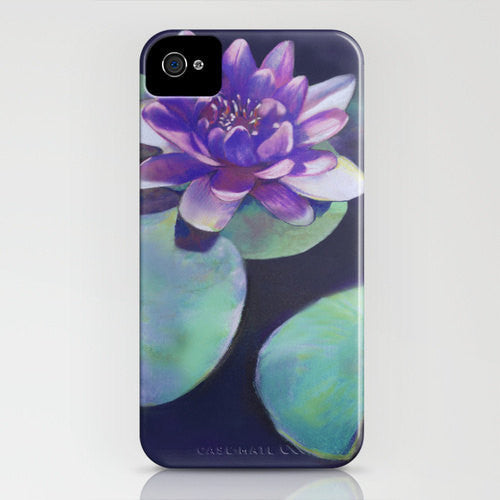 Floral Phone Case Zen Waterlily   Cell Phone...