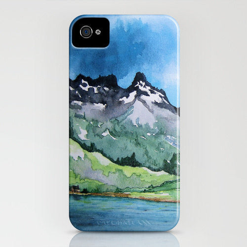 I Phone 7 Case Serenity   Mountain Landscape...