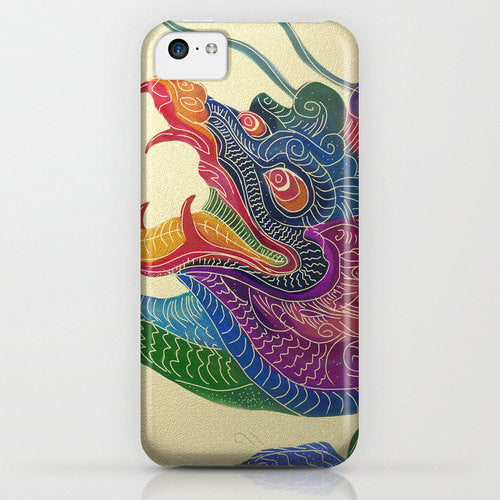 Designer Dragon Chinese Zodiac Phone Case - Brazen Art - Designer iPhone Samsung Case - Brazen Design Studio