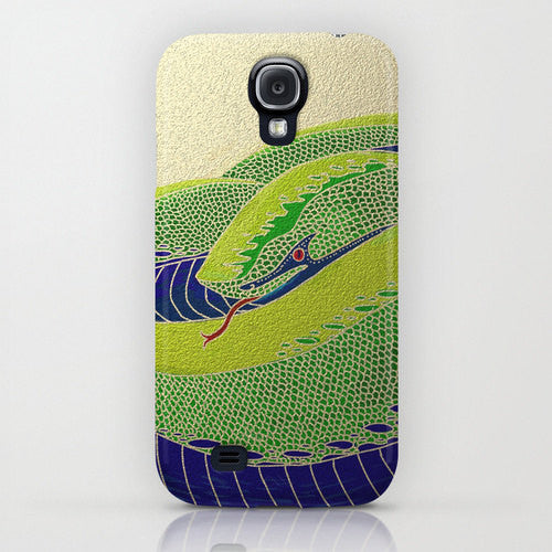 Phone Case - Year of the Snake  Cell Phone Cover - Designer iPhone Samsung Case