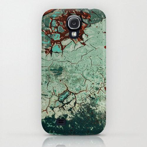 Rusted Copper Texture Painting - Designer iPhone Samsung Case - Brazen Design Studio