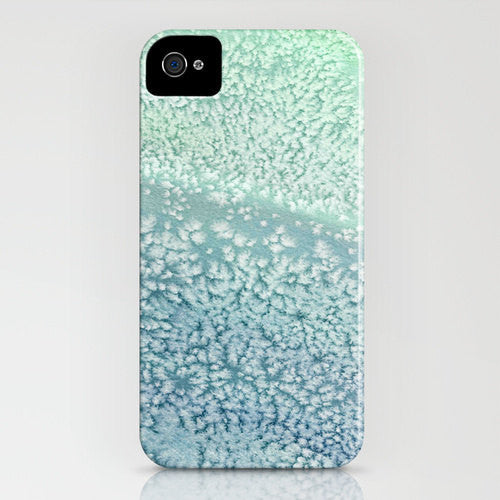 Wavesong I Phone 7 Case   Abstract Watercolor...