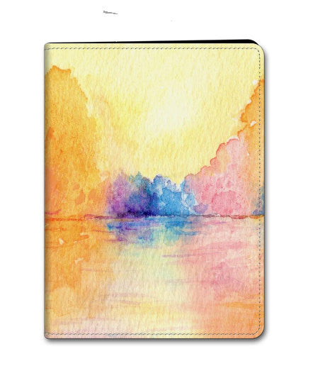 Seascape iPad Mini iPad Air Hard or Folio Case - Autumn Reflections - Designer Device Cover - Brazen Design Studio