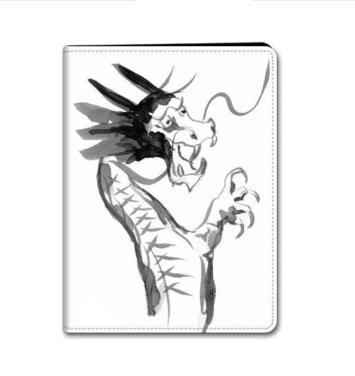 iPad Hard or Folio Case - Imperial Dragon - Designer Device Cover - Brazen Design Studio