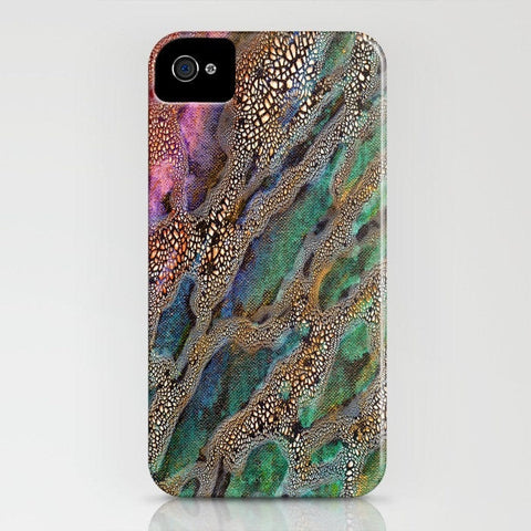 Multicolor Phone Case - Designer iPhone Samsung Case - Brazen Design Studio